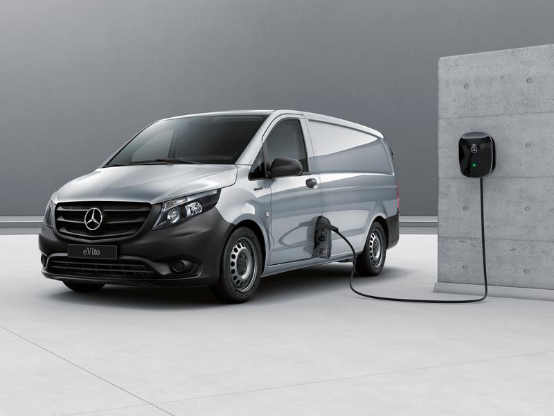 Småländska Bil Mercedes-Benz E-Vito kampanj 1