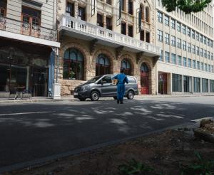 Småländska Bil Mercedes-Benz Vito bakhjulsdrift
