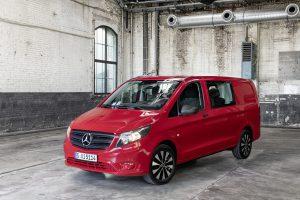 Småländska Bil Mercedes-Benz Vito mixto