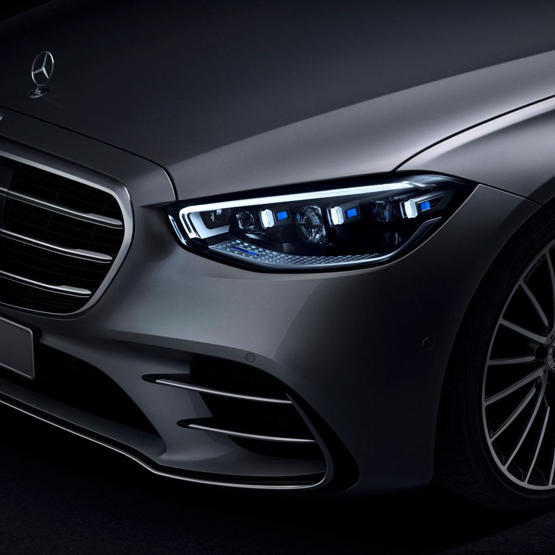 Småländska Bil Mercedes-Benz category bild