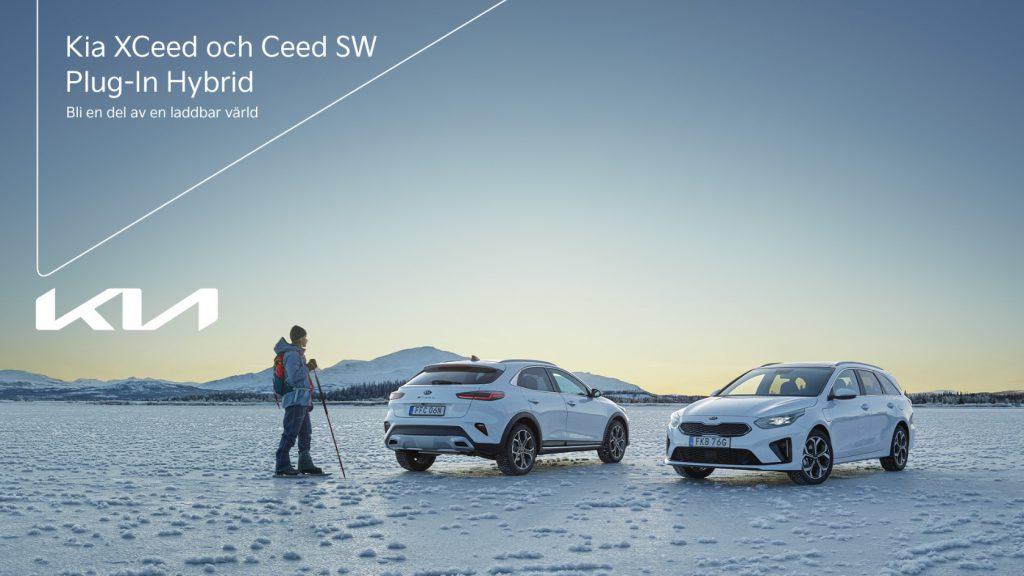 Småländska Bil Kia Ceed och XCeed vinterkampanj