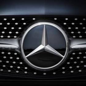Småländska Bil Mercedes-Benz banner 1
