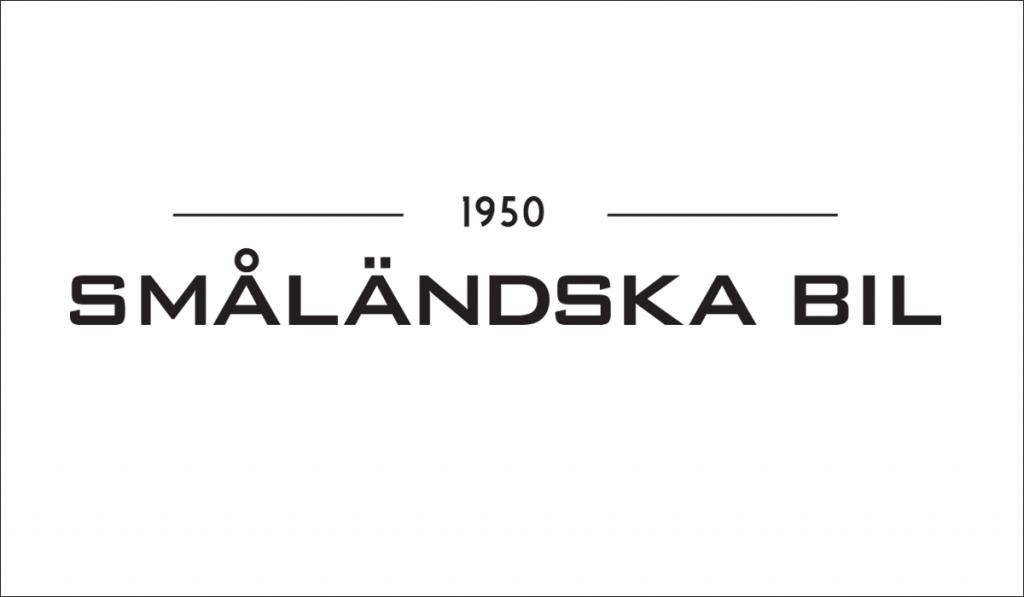 Småländska Bil logotype