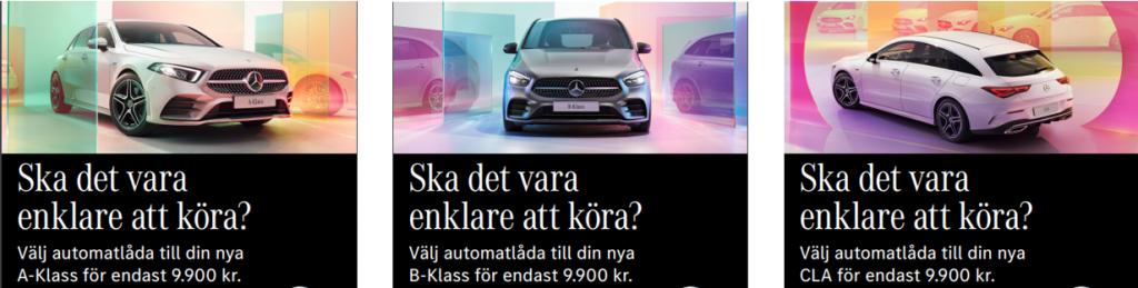 Smalandska Bil Automatic kampanj
