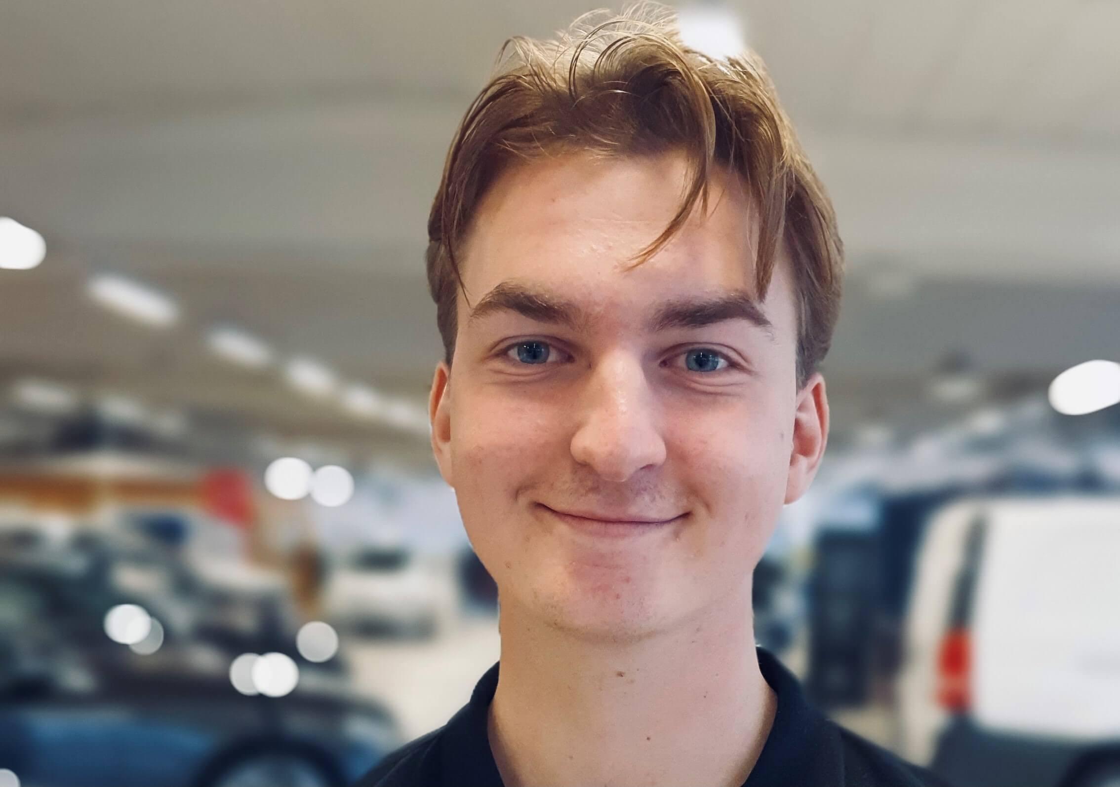 Smalandska Bil Kalmar Calle Björkman