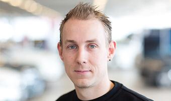 Smalandska Bil Kalmar Fredrik Bogren