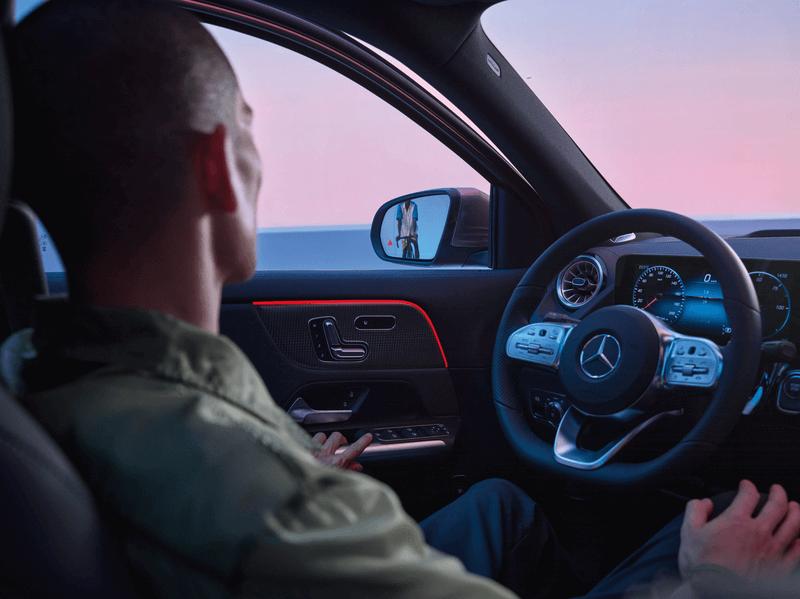 Smalandska Bil Mercedes-Benz EQA Lansering bild 4