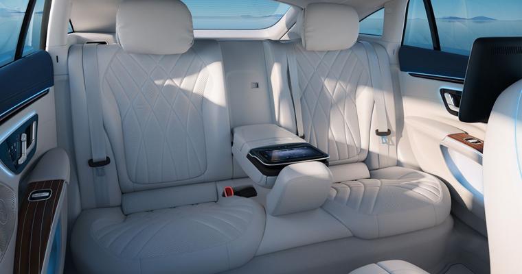 Mercedes Benz EQS Småländska BIl