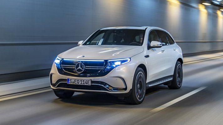 Småländska Bil Mercedes-Benz EQC bil 1