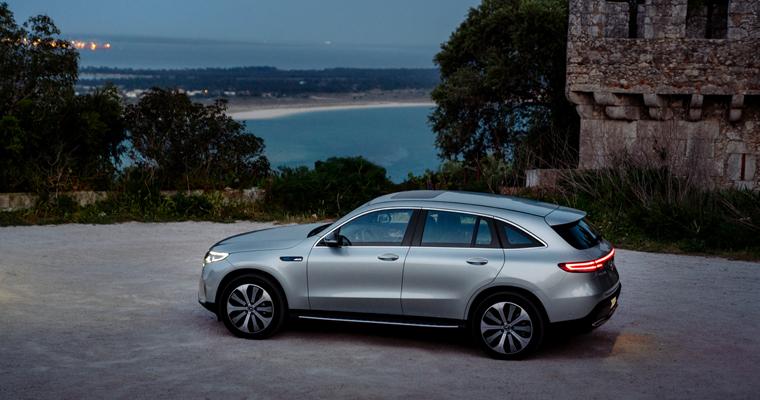 Mercedes EQC Småländska Bil