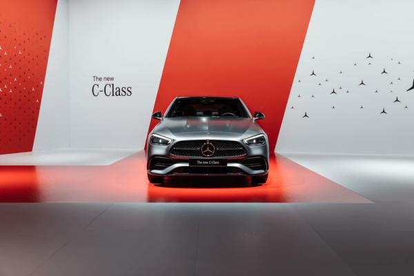 Småländska Bil Mercedes-Benz C klass nya lansering 4