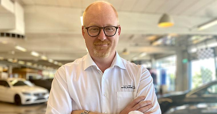 Johan Skarpnord Småländska Bil