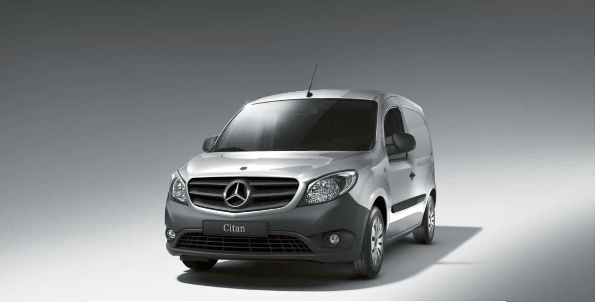 Småländska Bil Mercedes-Benz Citan nya 2