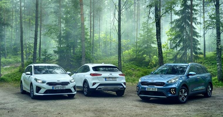 KIa - Sveriges mest sålda bil