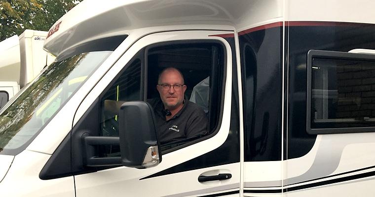 Roger Pettersson teamleader Småländska Bil Växjö